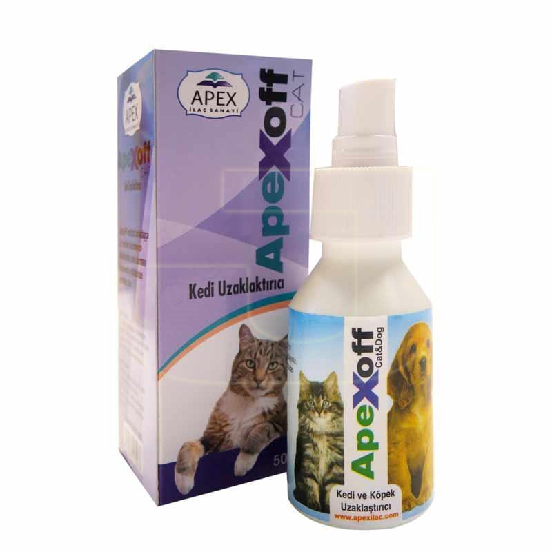 Apex Off Kedi Uzaklaştırıcı Sprey 50 ml   15,75 TL