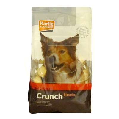 Flamingo Crunch Mini Crockies Köpek Ödül Bisküvisi 500 gr | 16,50 TL