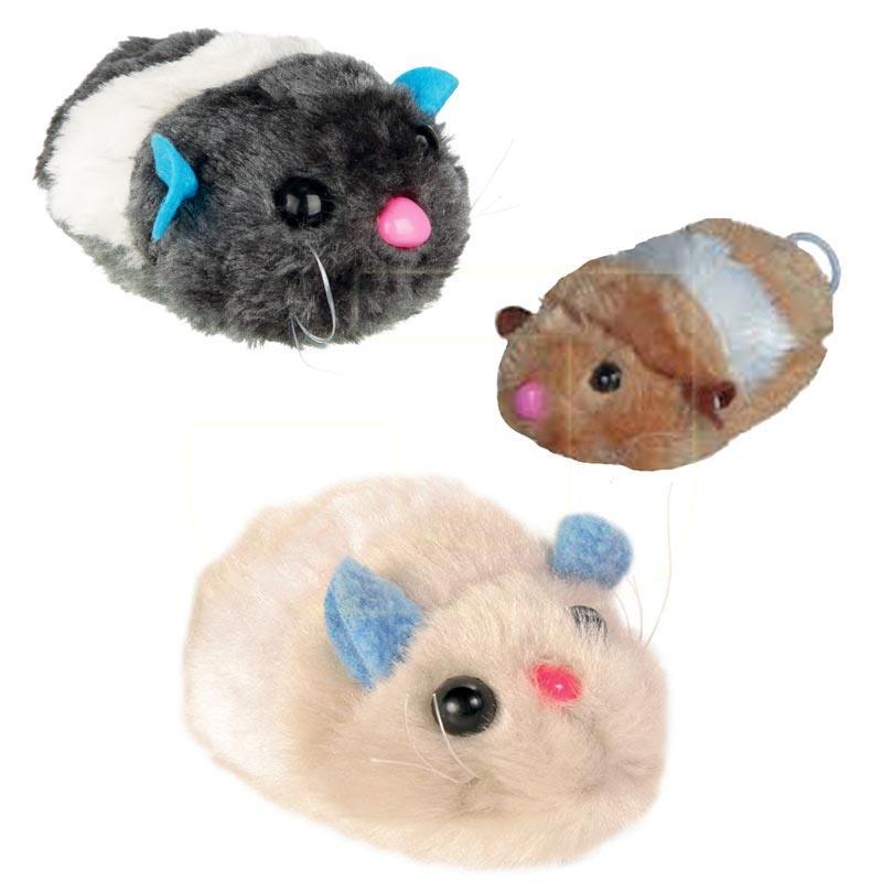 Trixie Titreşimli Peluş Hamster Kedi Oyuncağı 8 cm | 44,01 TL