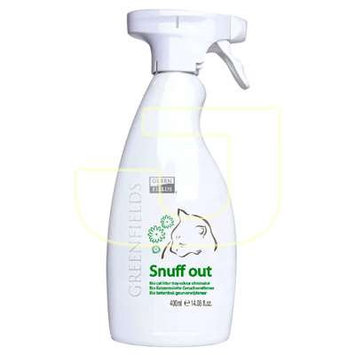 Green Fields Snuff Out Kedi Kumu Koku Giderici Sprey 400 ml | 55,25 TL