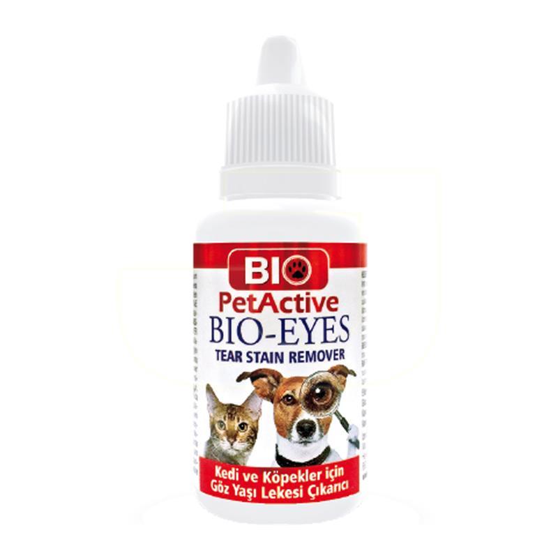 Bio Pet Active Kedi ve Köpek Göz Yaşı Lekesi Temizleyici Losyon 50 ml   21,11 TL