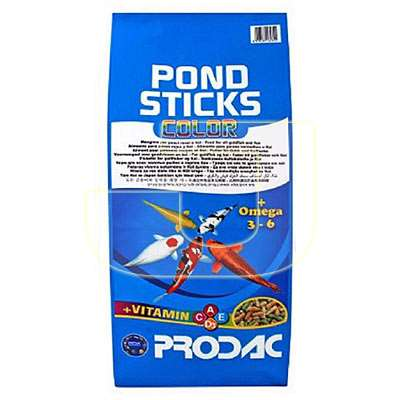 Prodac Pond Sticks Color Mix Balık Yemi 8300 ml | 57,38 TL