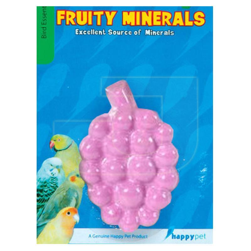 Happy Pet Kuşlar İçin Meyveli Gaga Taşı 45 gr | 4,10 TL