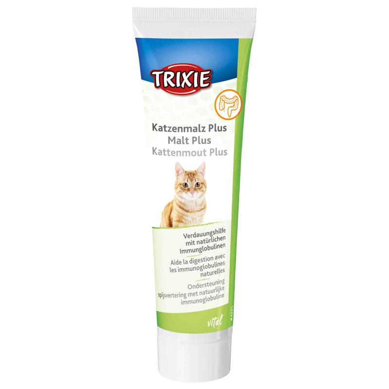 Trixie Tüy Yumağı Önleyen Prebiyotikli Kedi Malt Macunu 100 gr | 59,87 TL