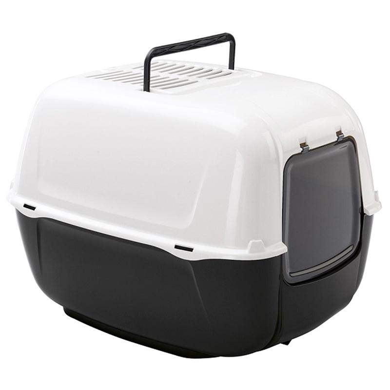 Ferplast Home Prima Filtreli Kapalı Kedi Tuvalet Kabı 52,5 cm   150,57 TL