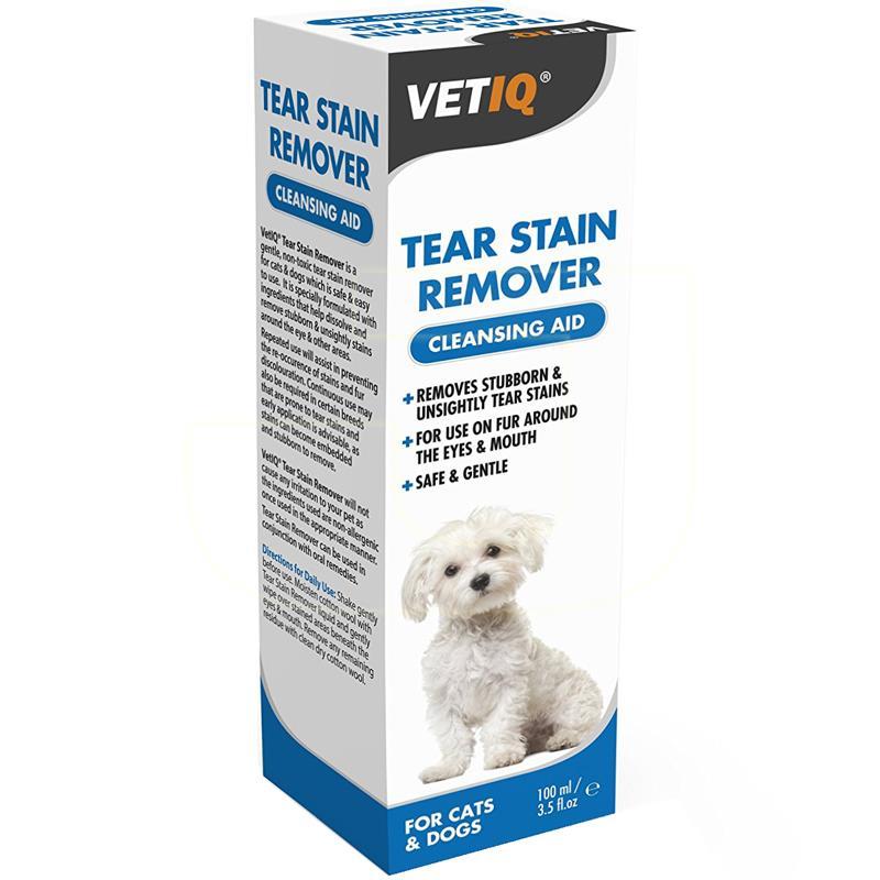 MC VetIQ Tear Stain Remover Gözyaşı Lekesi Temizleyici Losyon 100 ml   95,20 TL
