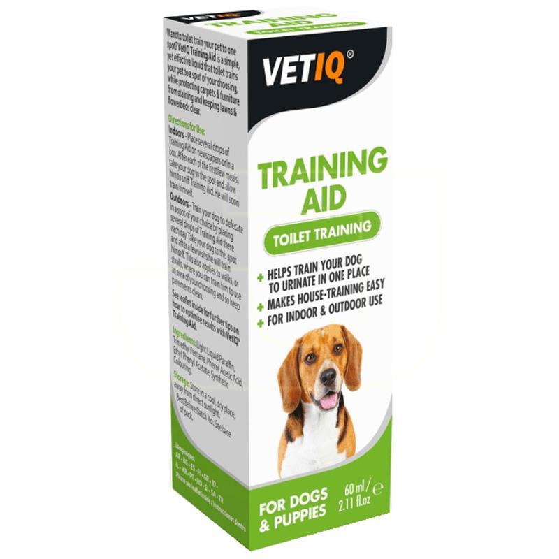 MC VetIQ Training Aid Köpek Tuvalet Eğitim Damlası 60 ml | 120,02 TL