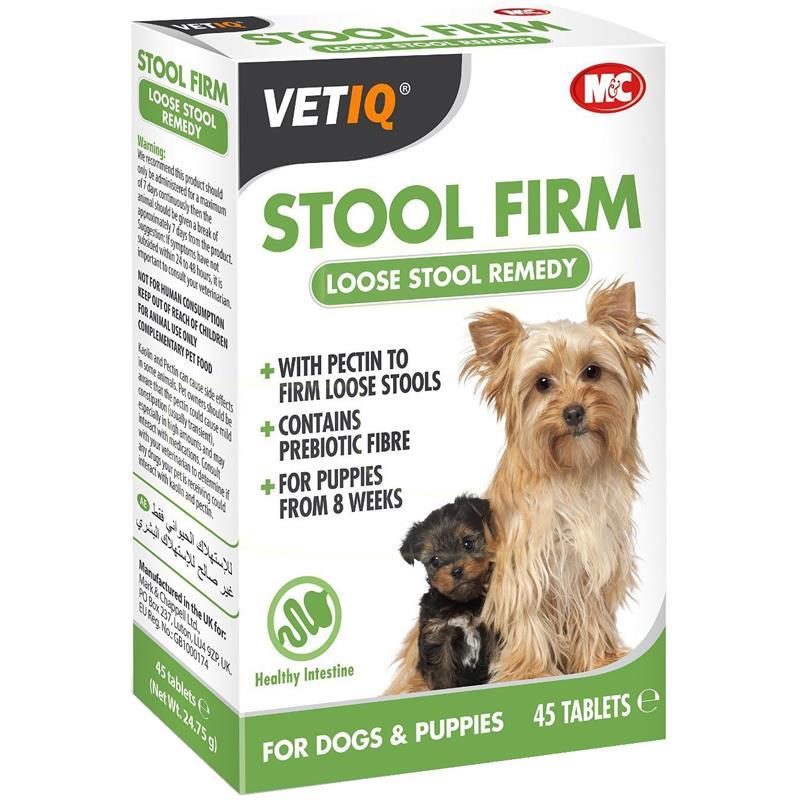 MC VetIQ Stool Firm Köpekler İçin İshal Önleyici 45 Tablet | 98,29 TL