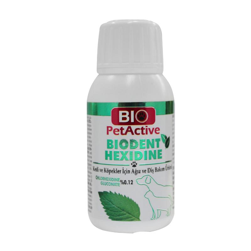Bio Pet Active Biodent Hexidine Ağız Ve Diş Bakım Solüsyonu 50 ml | 15,00 TL