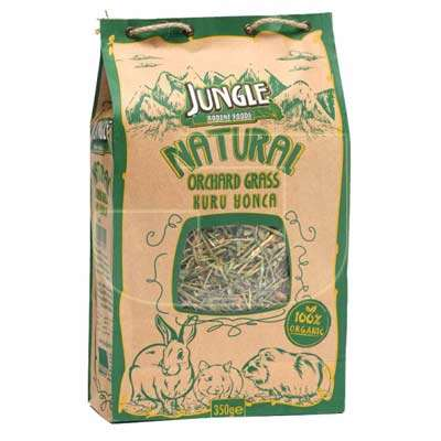 Jungle Natural Kuru Yonca Kemirgen Otu 350 gr | 5,24 TL