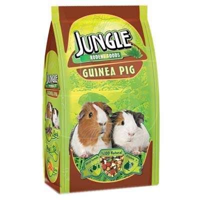 Jungle Gine Pig Yemi 500 gr | 8,33 TL