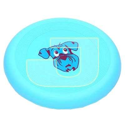 Pian Pian Köpek Desenli Plastik Frizbi Köpek Oyuncağı 22 cm | 21,50 TL