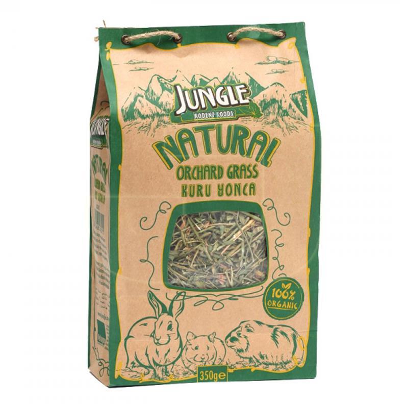Jungle Natural Kuru Yonca Kemirgen Otu 350 gr | 10,70 TL