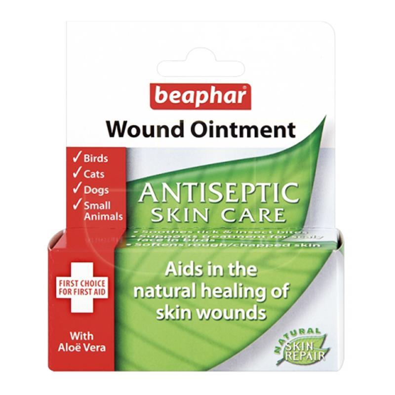 Beaphar Aloe Veralı Antiseptik Yara İyileştirici Deri Kremi 30 ml | 48,95 TL