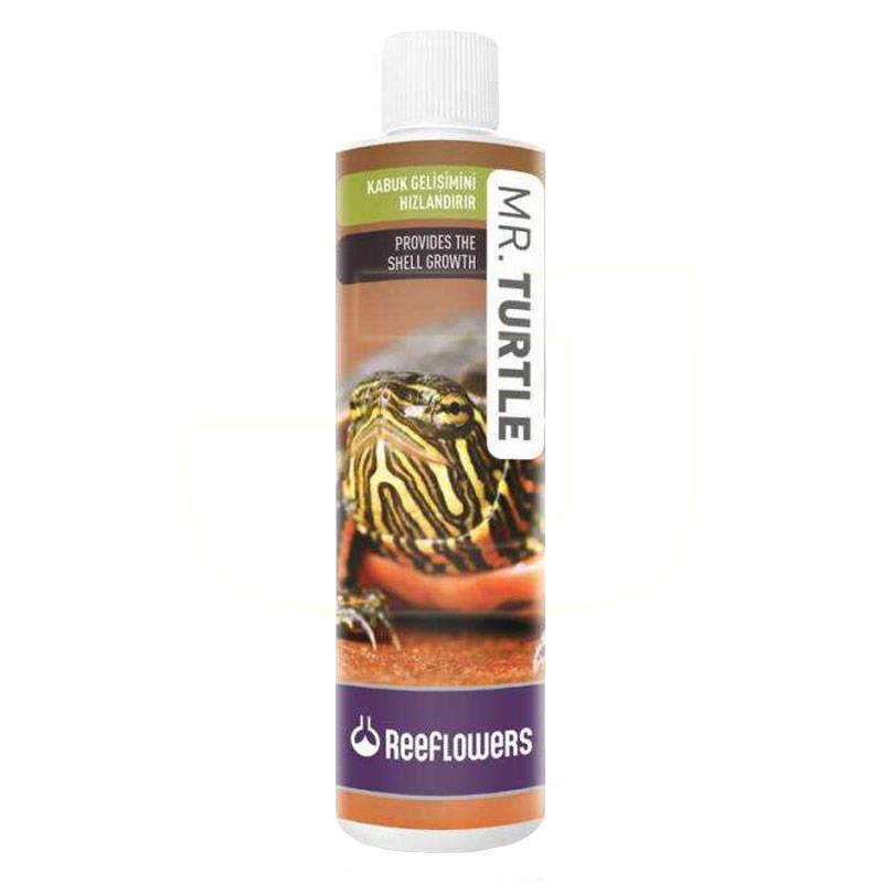 Reeflowers Kaplumbağalar İçin Kabuk Sertleştirici Mineral 85 ml | 25,47 TL