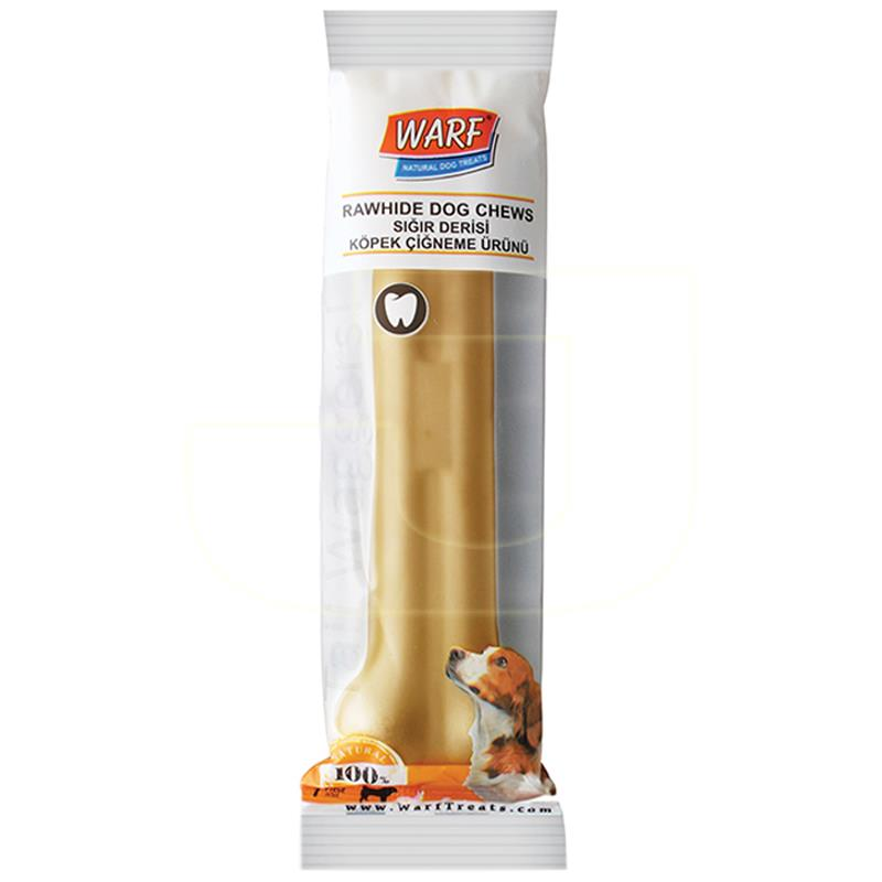Warf Naturel Press Deri Köpek Kemiği 150 gr | 19,31 TL