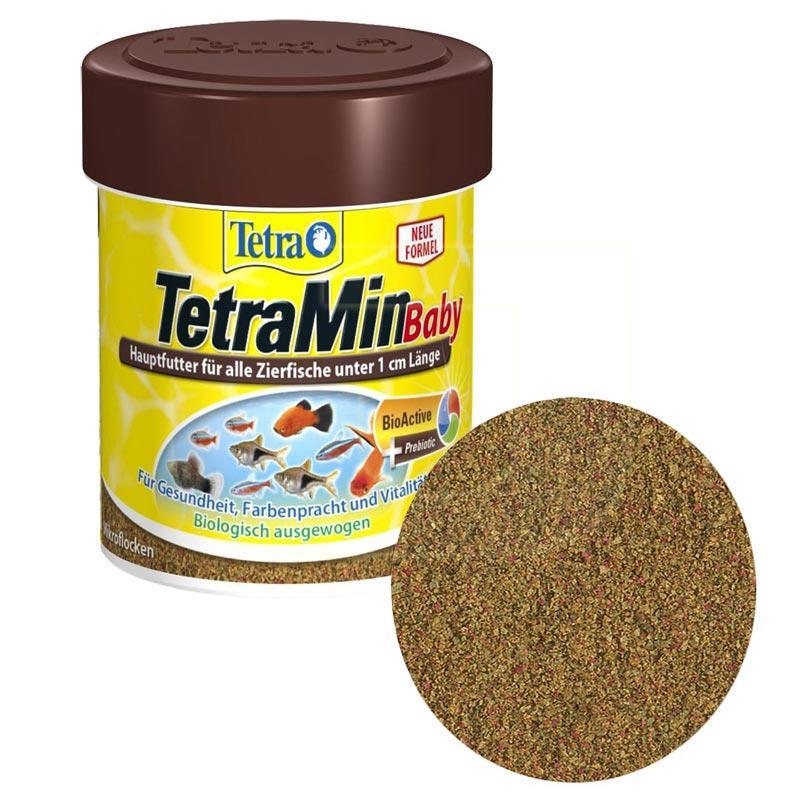 Tetra Min Baby Yavru Balık Yemi 66 ml | 23,80 TL