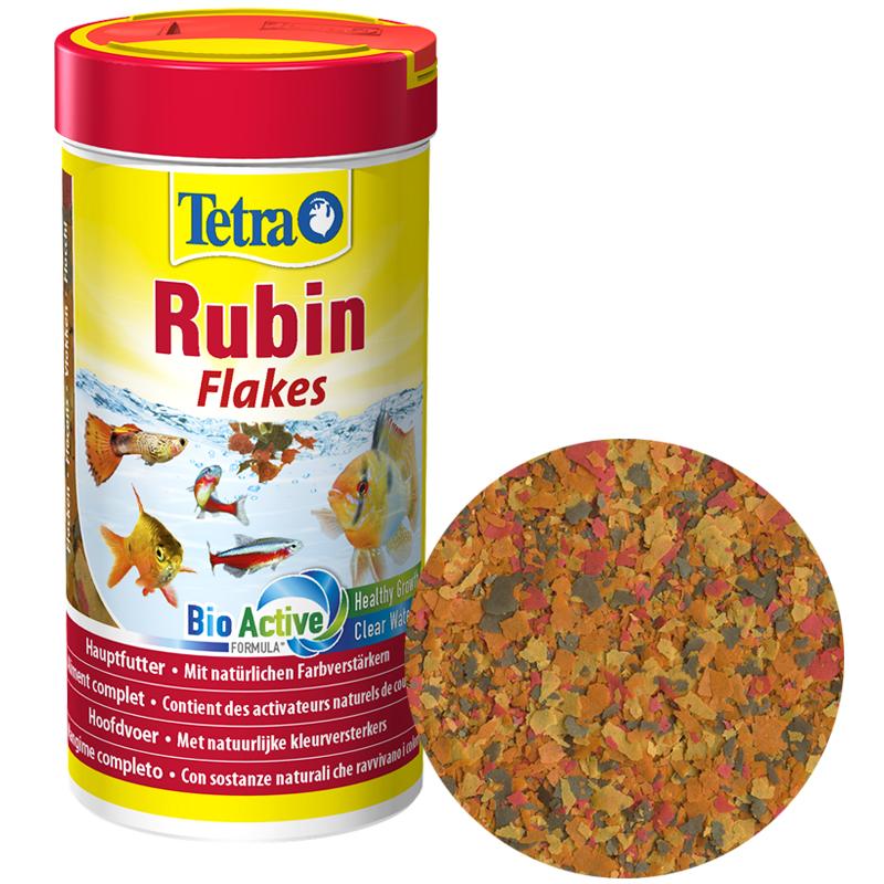 Tetra Rubin Flakes Pul Balık Yemi 250 ml | 60,00 TL