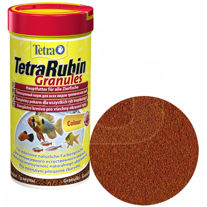 Tetra Rubin Granül Renklendirici Balık Yemi 250 ml | 42,03 TL