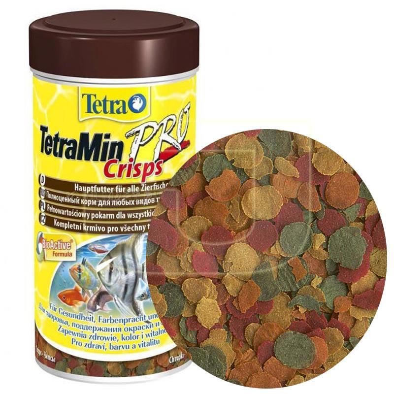 Tetra Min Pro Crisps Balık Yemi 100 ml | 13,17 TL
