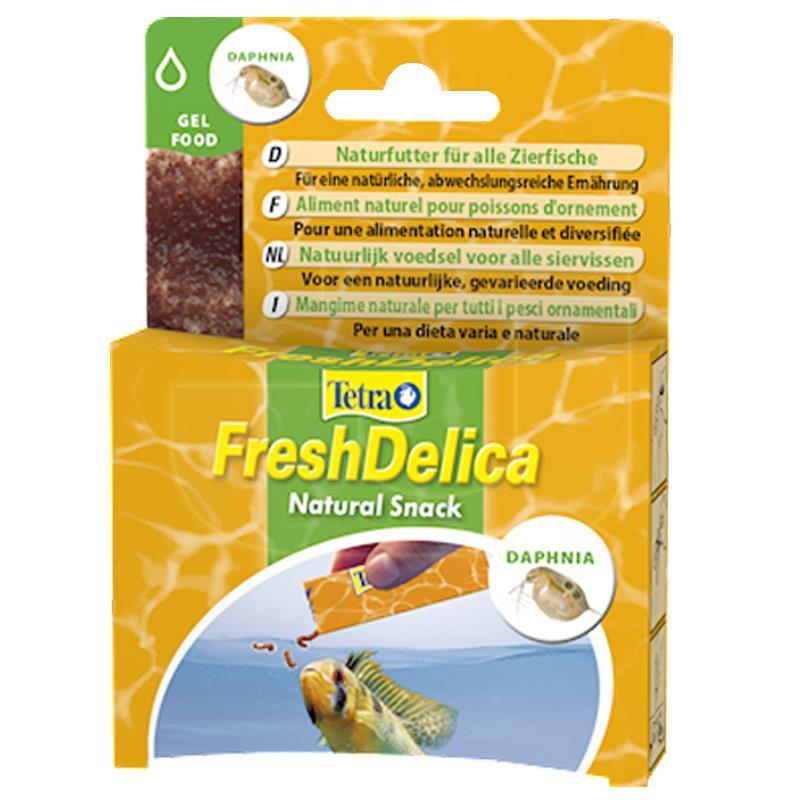 Tetra Fresh Delica Daphnia Su Piresi Balık Ödül Yemi 48 gr | 26,21 TL