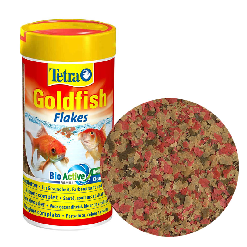 Tetra Goldfish Japon Balığı Yemi 250 ml | 38,53 TL
