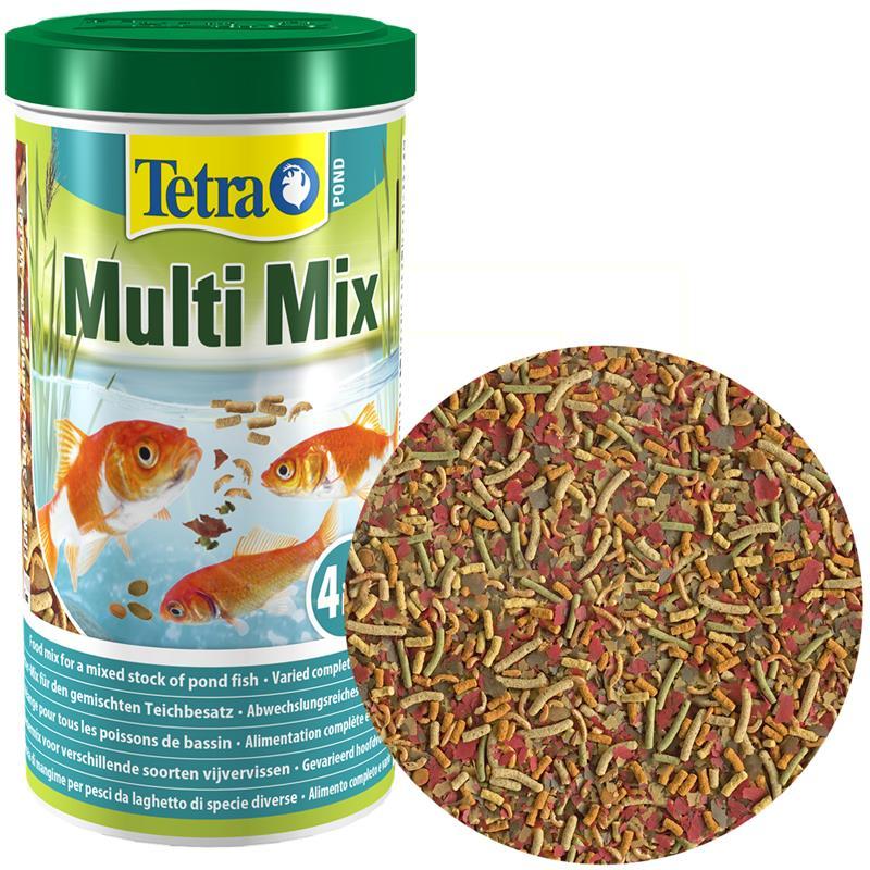 Tetra Pond Multi Mix Balık Yemi 1000 ml | 74,80 TL