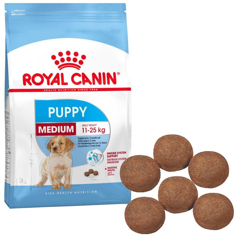 Royal Canin Medium Puppy Yavru Köpek Maması 4 Kg | 166,39 TL