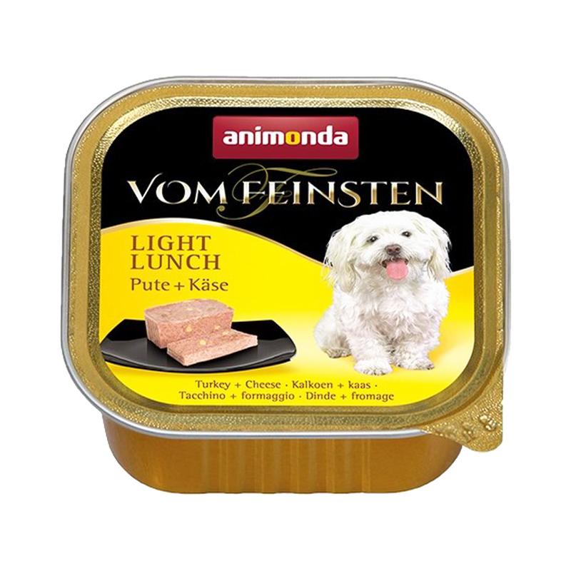 Animonda Light Hindili Ve Peynirli Köpek Konservesi 150 gr | 9,90 TL