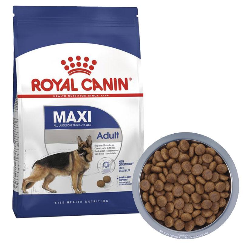 Royal Canin Maxi Adult Büyük Irk Köpek Maması 15 Kg | 386,25 TL