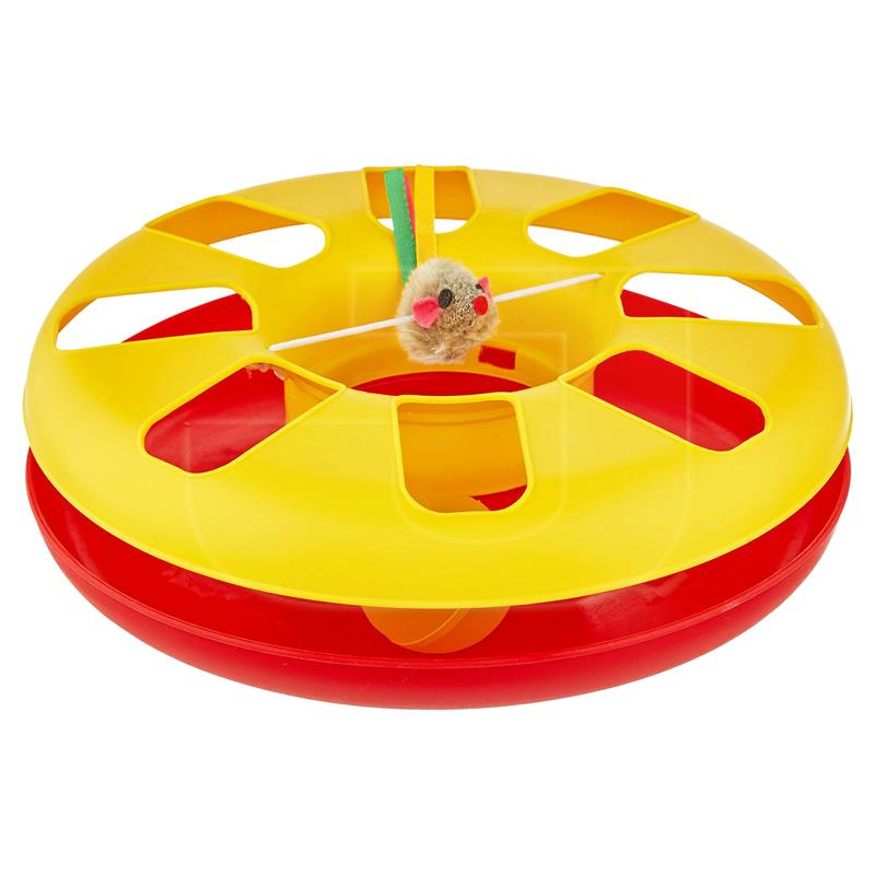 Karlie Kitty Roundabout Kedi Oyun Çemberi 24 cm | 50,17 TL