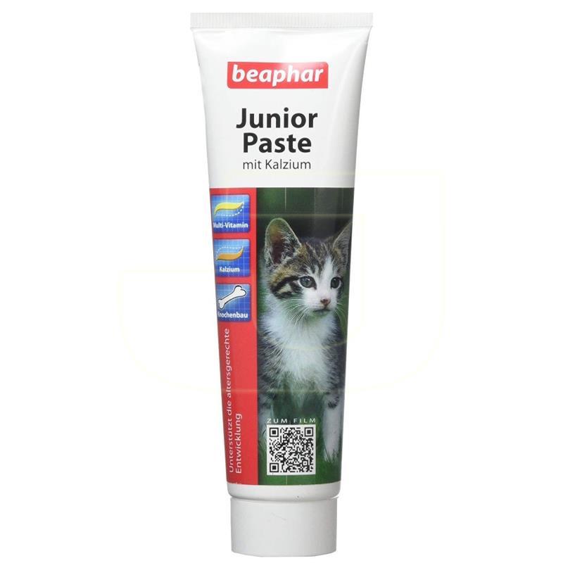 Beaphar Junior Paste Yavru Kediler İçin Multivitamin Macun 100 gr | 48,71 TL