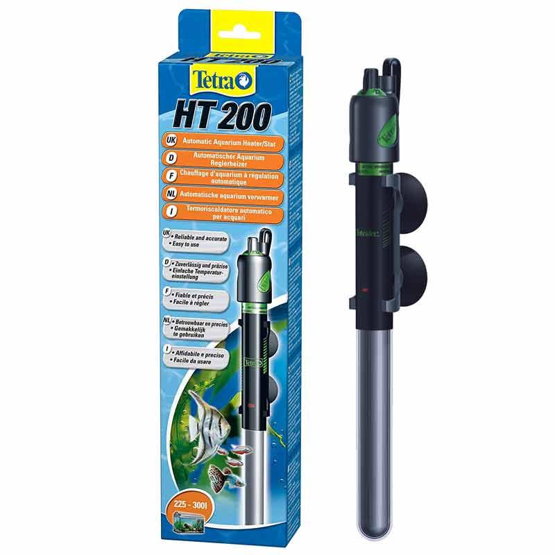 Tetra HT 200 Termostatlı Akvaryum Isıtıcısı 200 Watt | 193,50 TL