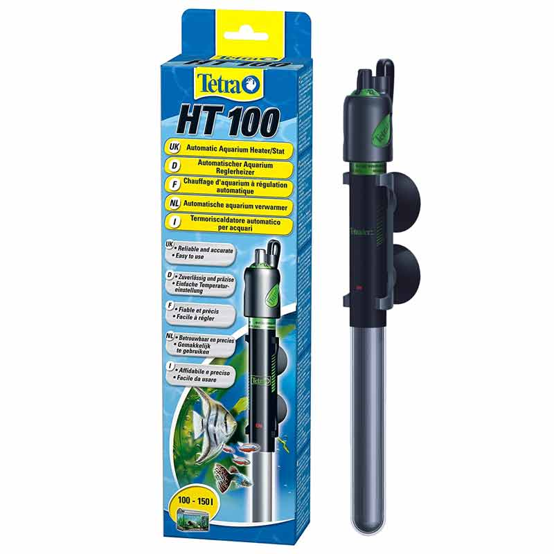 Tetra HT 100 Termostatlı Akvaryum Isıtıcısı 100 Watt | 180,00 TL
