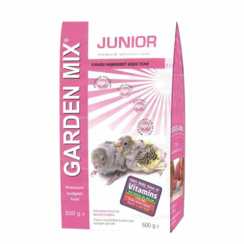 Garden Mix Yavru Muhabbet Kuş Yemi 500 gr | 6,66 TL