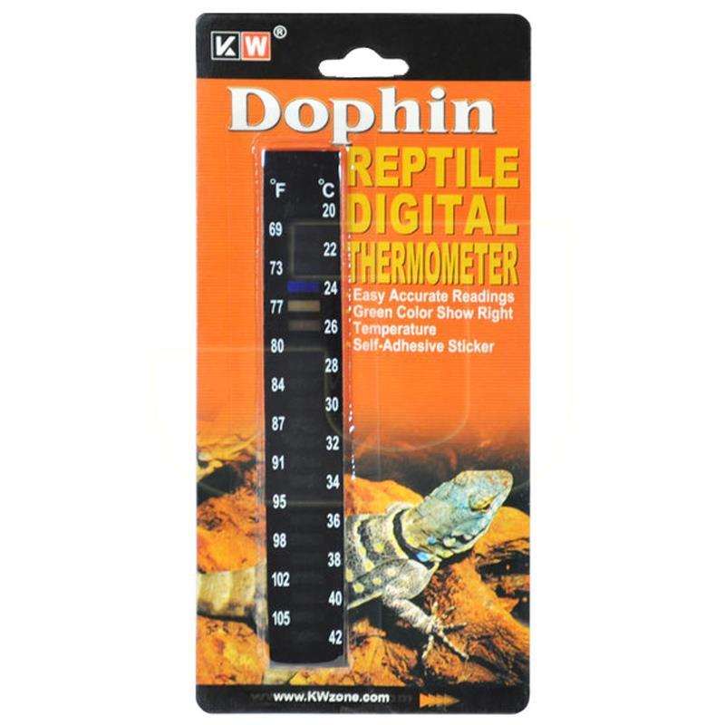 Dophin Teraryum Derecesi Dijital Yapışkanlı Şerit Derece | 8,62 TL