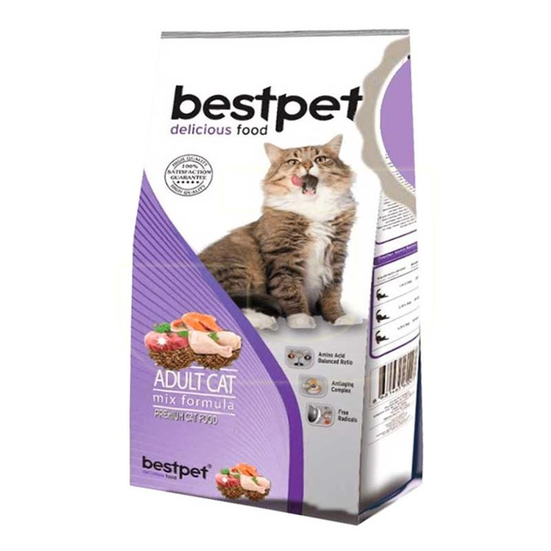 Bestpet Mix Karışık Etli Yetişkin Kedi Maması 15 kg | 217,00 TL