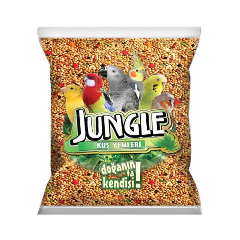 Jungle Muhabbet Kuşu Yemi 500 gr | 7,21 TL
