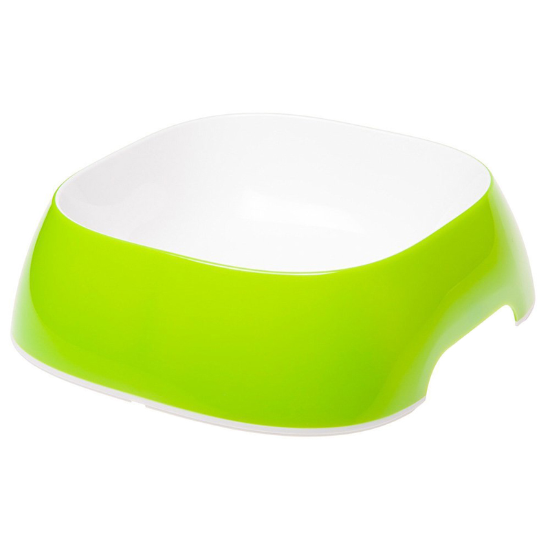 Ferplast Glam Melamin Mama Ve Su Kabı Yeşil Medium 750 ml | 31,95 TL