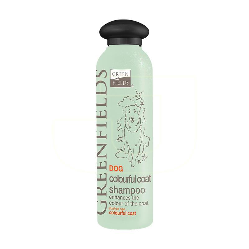 Green Fields Colourful Coat Renkli Tüylü Köpek Şampuanı 250 ml | 89,25 TL
