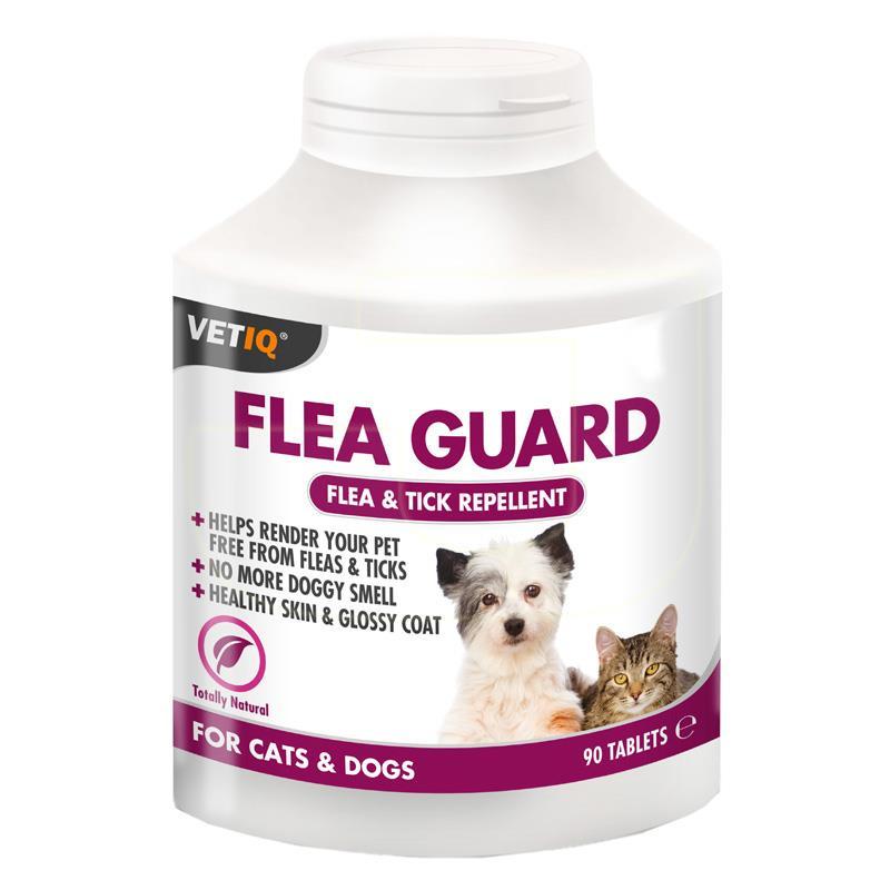 MC VetIQ Flea Guard Kedi Köpek Pire Ve Kene Uzaklaştırıcı 90 Tablet | 152,42 TL