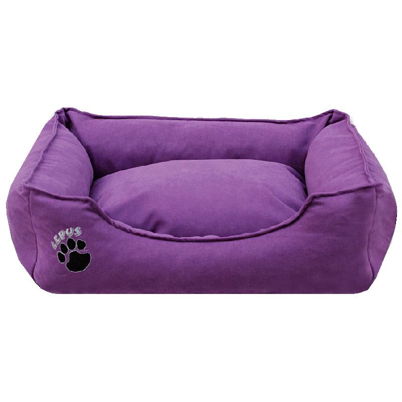 Lepus Soft Köpek Yatağı Mor XLarge | 294,71 TL