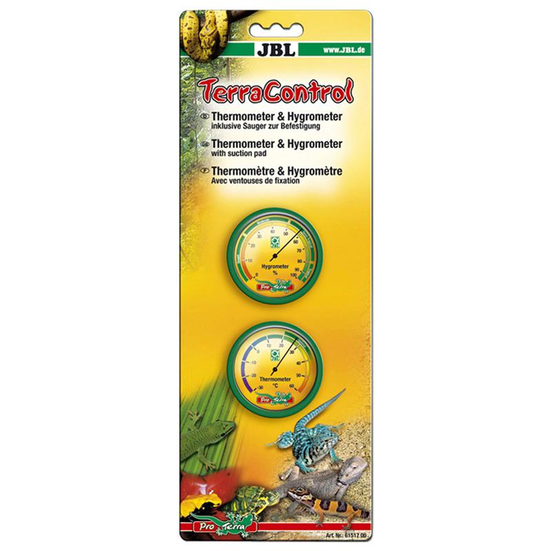 JBL Terra Control Teraryum Termometre Ve Higrometre | 89,24 TL