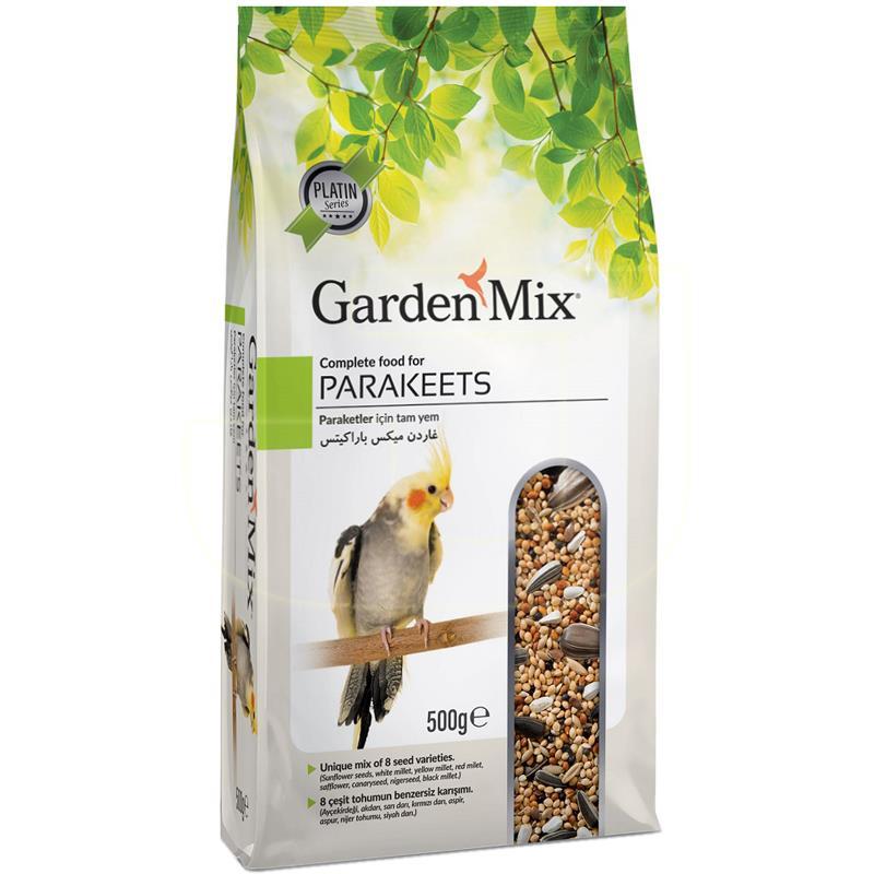 Garden Mix Platin Paraket Yemi 500 gr | 8,86 TL