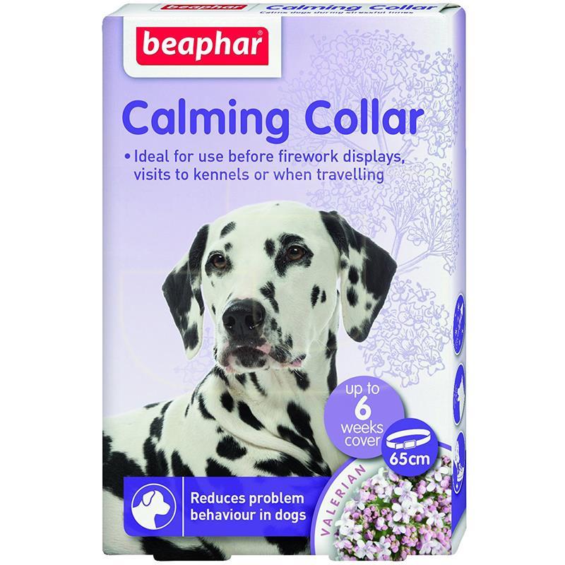 Beaphar Calming Bitkisel Sakinleştirici Köpek Tasması 65 cm   51,75 TL