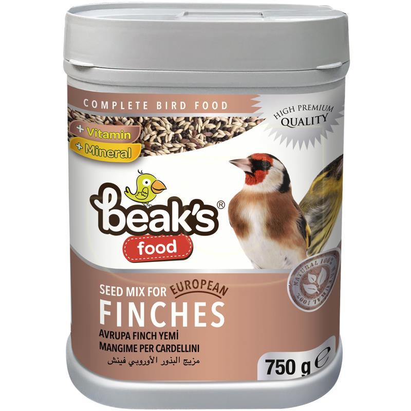 Beaks Avrupa Finch Yemi 750 gr | 17,63 TL