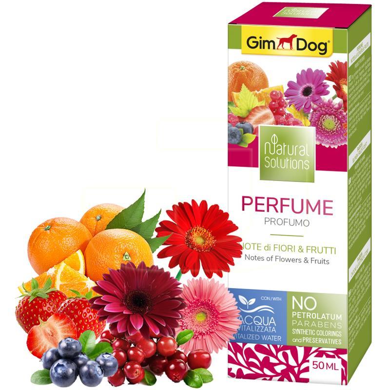 Gimdog Köpek Parfümü Çiçek Ve Meyve Kokulu 50 ml | 76,46 TL