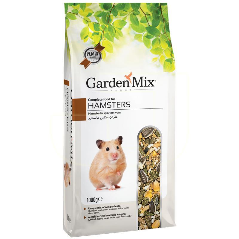 Gardenmix Platin Hamster Yemi 1 kg | 11,39 TL