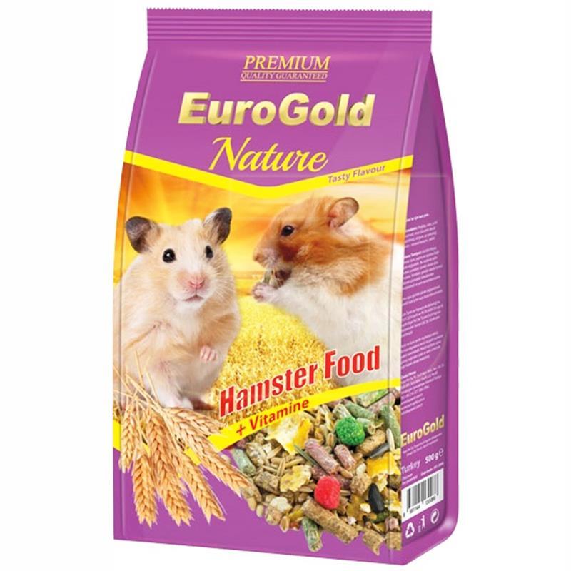 Eurogold Hamster Yemi 500 gr | 9,94 TL