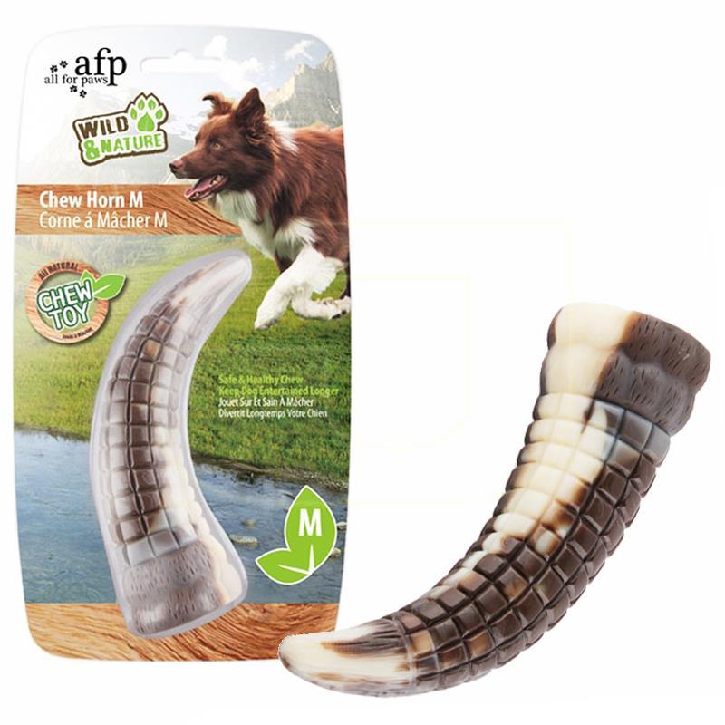 Afp Wild Nature Horn Boynuz Köpek Çiğneme Oyuncağı Medium | 29,93 TL